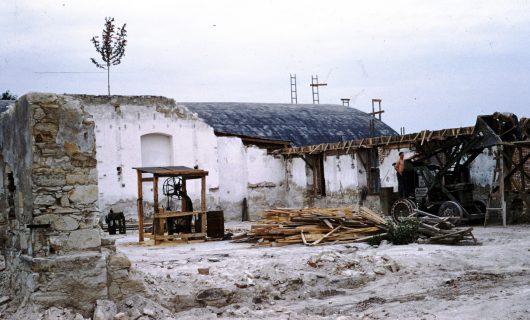 Halle 1 April 1959 Bau 3 - hell
