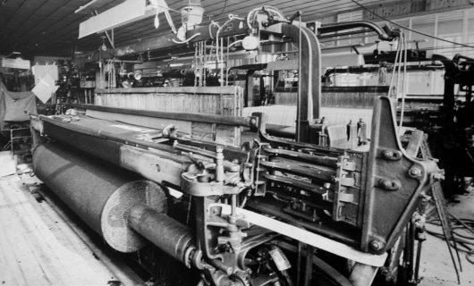 Webstuhl 1963