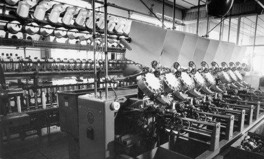 Zwirn + Kopsmaschine 1963